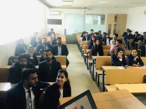 Campus Visit CafeCoffeeDay FinalPlacement IbmrGurgaon