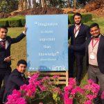Students of #Ibmrgurgaon Participated in Event held in #IIM Kozhikode Keep it up Guys #Ibmrgurgaon students rocks..3